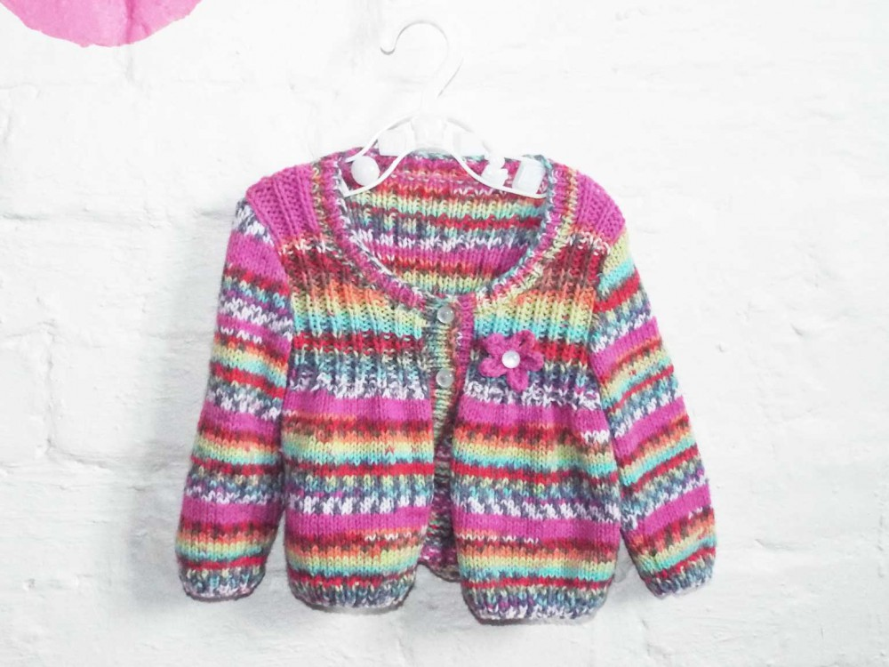 Mimi Crofter Cardigan Kit Everything You Need For